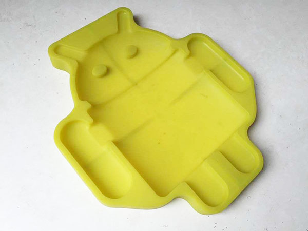 Android Cake Mould