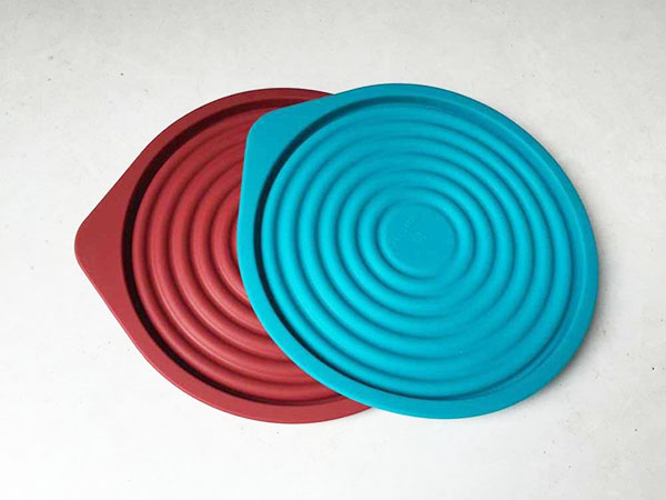 High temperature resistant silicone pot mat above 250 degrees